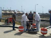 Participation in the Commissioning of STIR Oil Spill Response Equipments