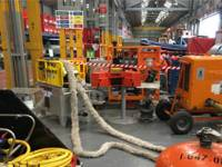 Member's Area: Inventory of Oil Spill Response Equipments